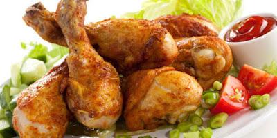 Cara goreng ayam supaya lembut isinya
