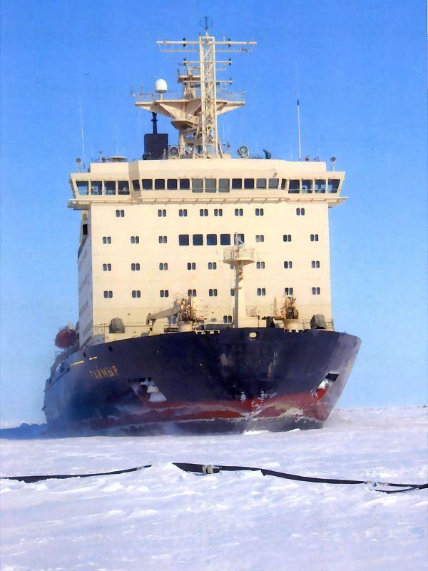 Todo sobre frank m garcia r barcos rompe hielo for Todo sobre barcos