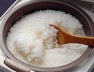 Nasi yang pulen