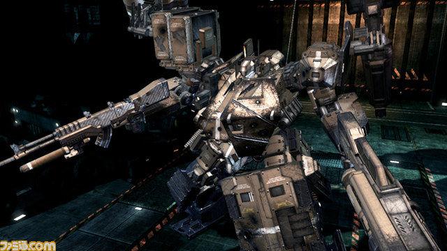 Armored Core V DLC Screenshots