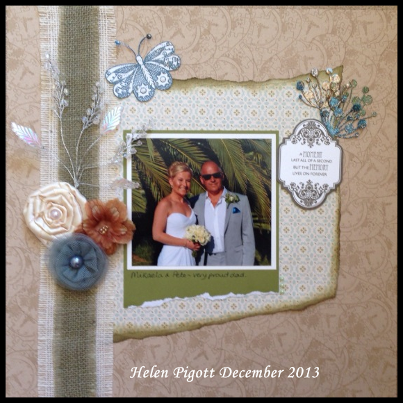 Scrapbooker of the Year 2013 Runner Up