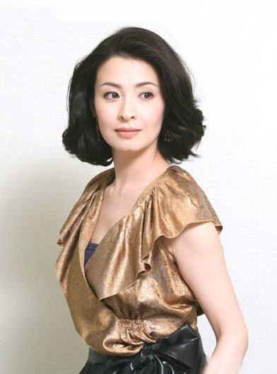 Tokyo Actress Rei Dan