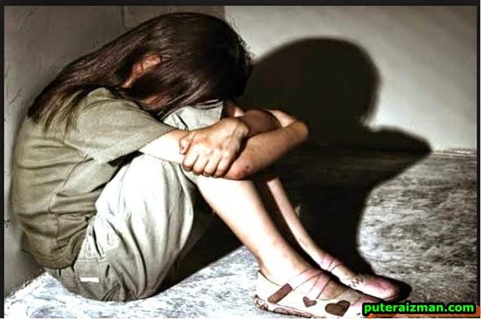 ... Ibu Tidak Tahu Dua Anak Gadis Termasuk Gadis OKU Dirogol Suami Sendiri