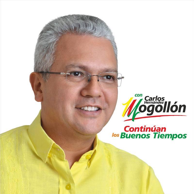 Carlos Hernández Mogollón