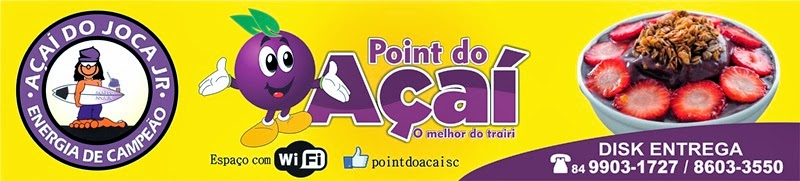 Point do açai