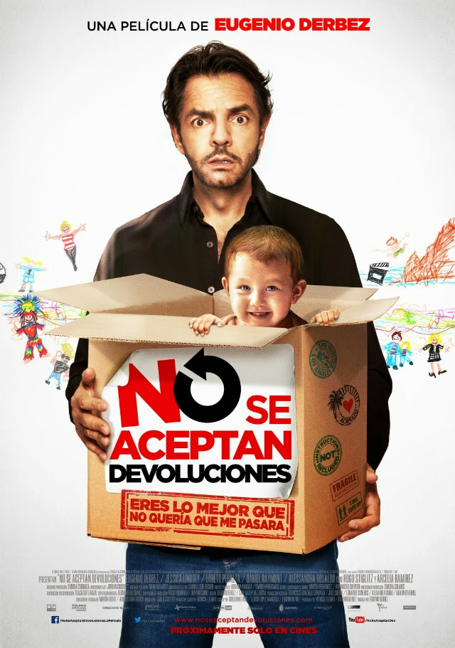 La película Instructions Not Included ( No se Aceptan Devoluciones )