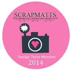 2014 Scrapmatts Button