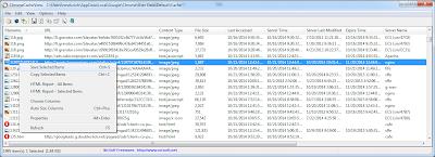 Cara Melihat Isi File Cache Browser Firefox dan Chrome