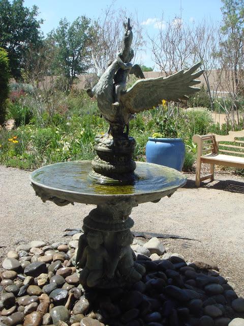 Organic Garden Dreams: Albuquerque Botanical Garden Part II