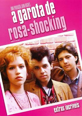 A Garota de Rosa-Shocking - DVDRip Dublado