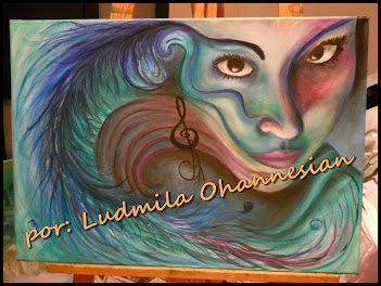 Pintura por: Ludmila Ohannesian Rau