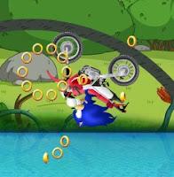 Sonic Moto Adventure Jogo de corrida do Sonic