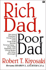"Robert T. Kiyosaki,""Rich Dad Poor Dad"""