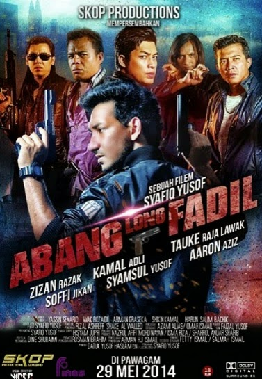 Review Filem Abang Long Fadil