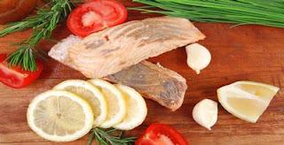 Prevent Stroke, Be diligent Eat Fish