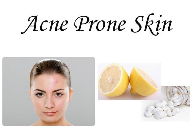 Lemon Juice On Face