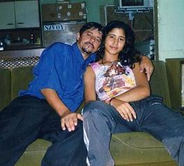 Marcelo Henrique e Paloma Cristina