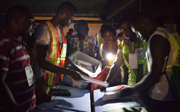 Video Exposing INEC Staff Rigging Election For Politicians
