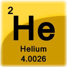 Helium Z=2 A=4