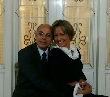 Pr. Vandeval e esposa Marisa