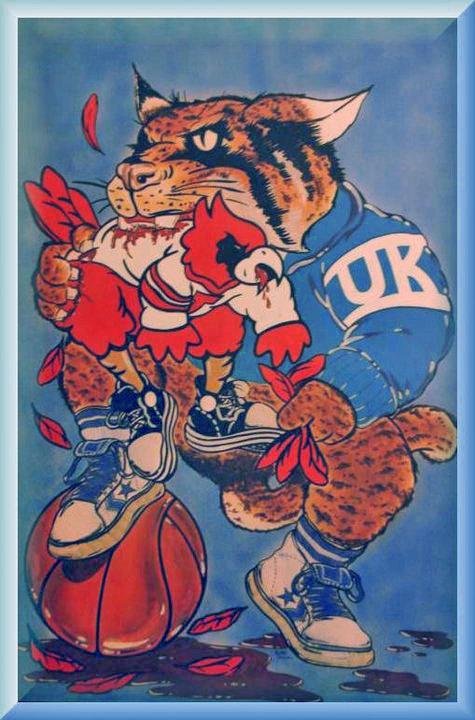 True Blue Fan: UK and UL, a rivalry unparalleled.