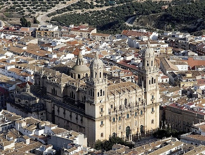 JAÉN (ANDALUSIA) - SPANYOL / SPAIN