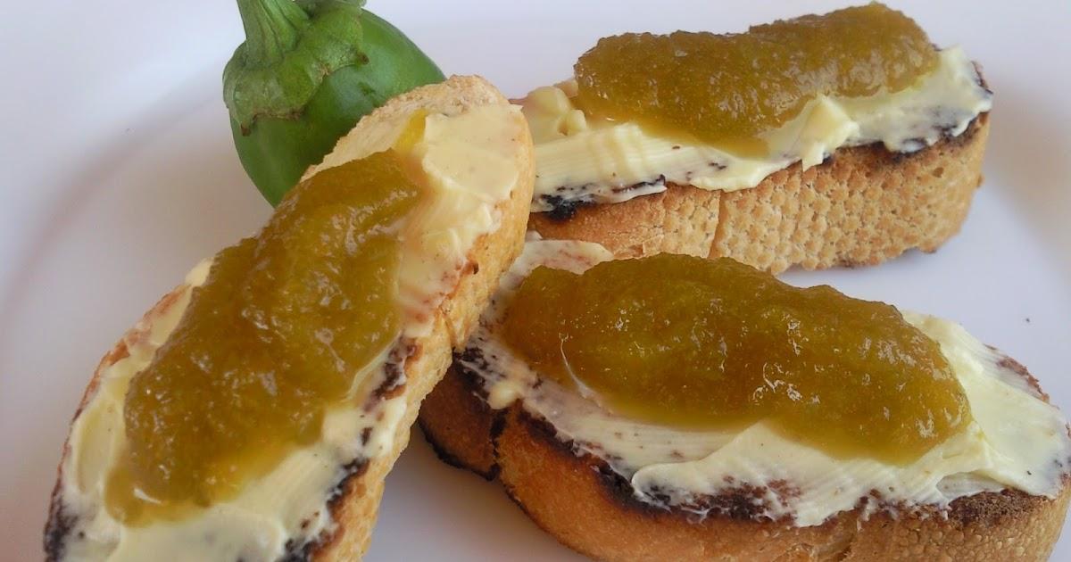 Las recetas de las mellizas mermelada de pimientos sobre - Como hacer mermelada de pimientos ...