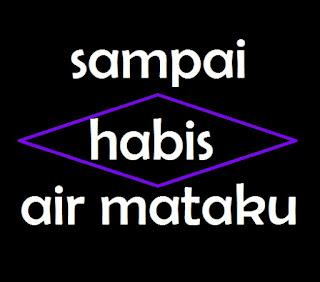 Lirik Lagu Novita Dewi - Sampai Habis Air Mataku