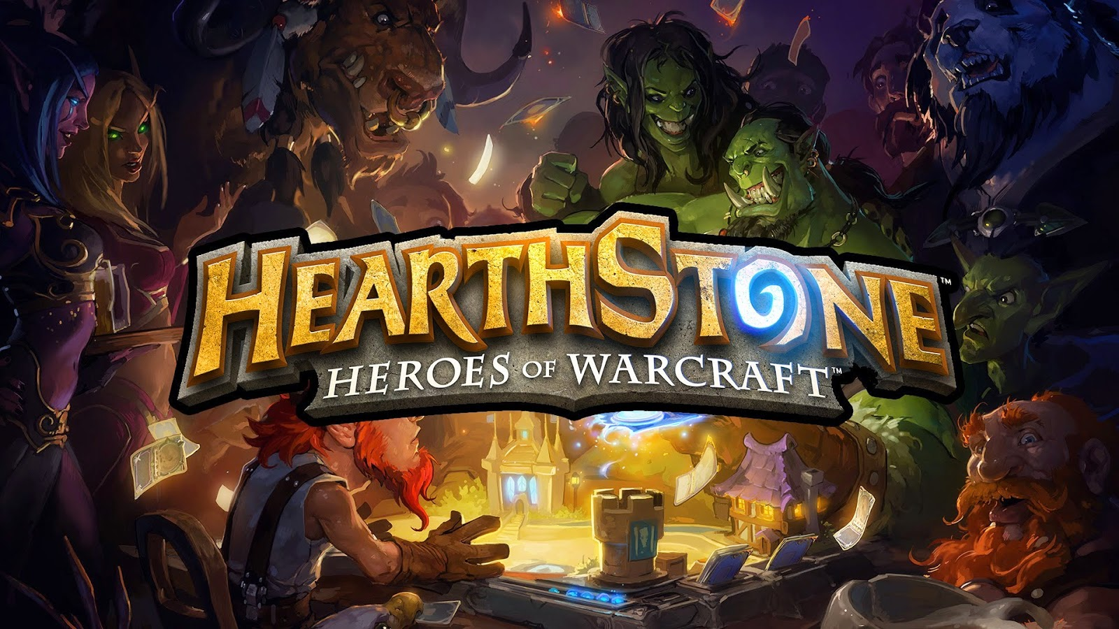 Hearthstone XP Grinding