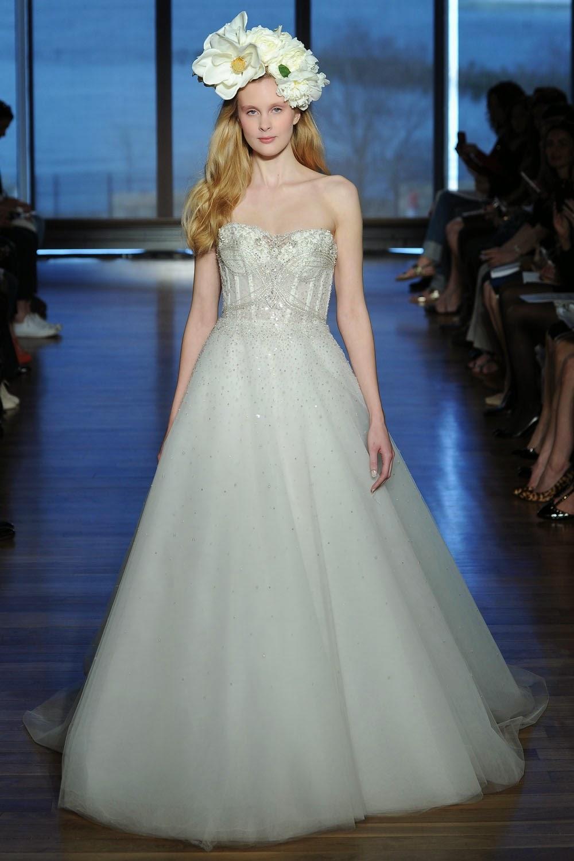 Ines Di Santo Spring 2015 Wedding Dresses