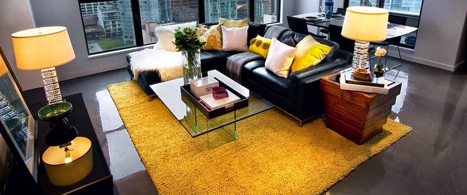 decoracao de interiores tendencias : decoracao de interiores tendencias:CASA MIDDAS: Amarelo nos móveis: energia para sua decoração