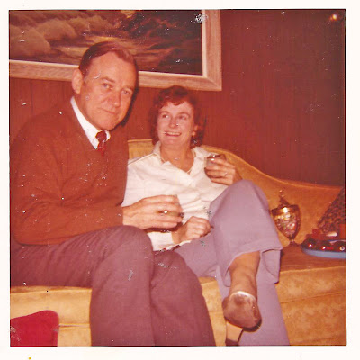 Alice and Arnold's Engagement Party - Dec 24, 1971