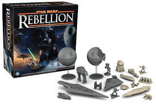 Star Wars: Rebellion juego