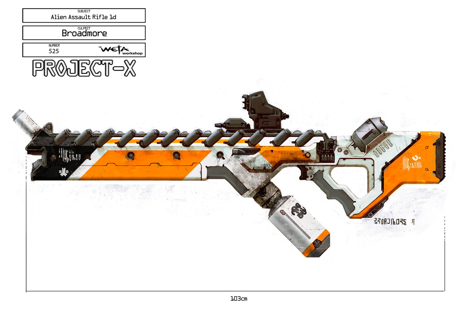 Future War Stories The Fws Armory Gauss Gun How To Build Magnetic Prawn Repeater Rifle Is Most Likely A Based On Design And Damage