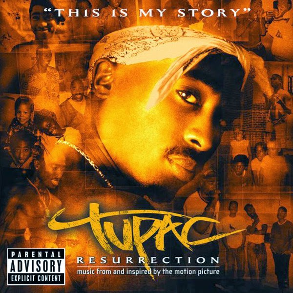 fromdatomb: 2Pac - Tupac Resurrection (Soundtrack From The Motion Picture) [Album] [iTunes]