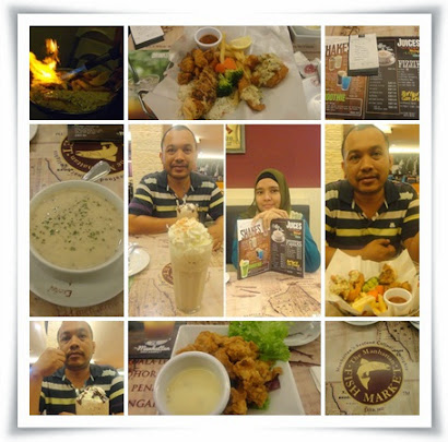 AMPANG : JJCM @ MANHATTAN FISH MARKET
