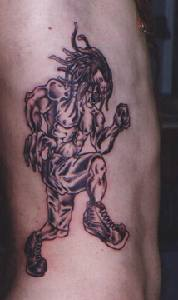Demon Tattoo Photo Gallery - Demon Tattoo Ideas