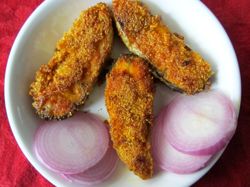 Easy flavours easy fish fry recipe for Easy fish fry recipe
