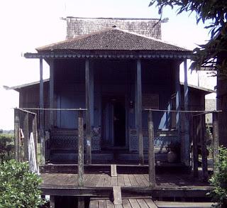 Nama-nama Rumah Adat Banjar