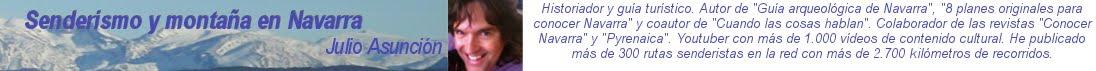 Senderos y montañas de Navarra