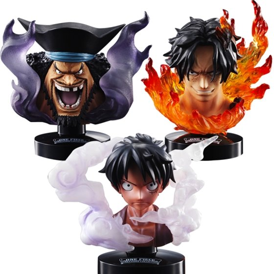 Mascolle One Piece Great Deep Collection