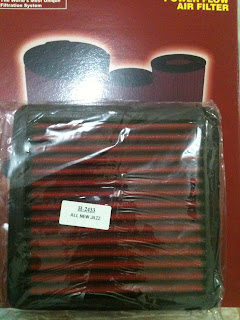 Filter Udara Replacement Honda Brio (Apex H 2433)