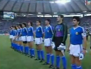 Argentina en Italia 1990