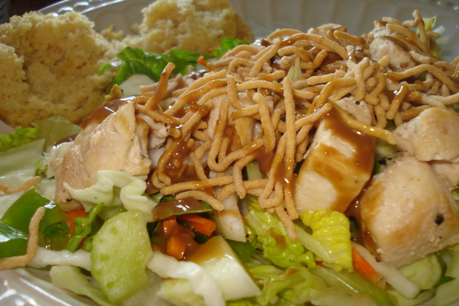 Compliments To The Chef: Chinese Chicken Salad