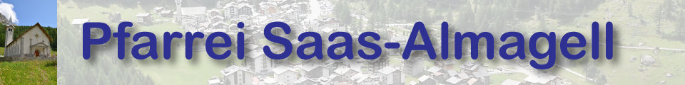 Pfarrei Saas-Almagell