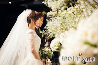 wonder girls sunye wedding ceremony pictures 11