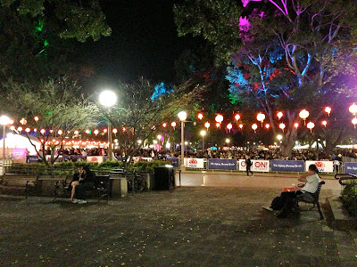 Night Noodle Markets - part of Crave Sydney Food Festival!