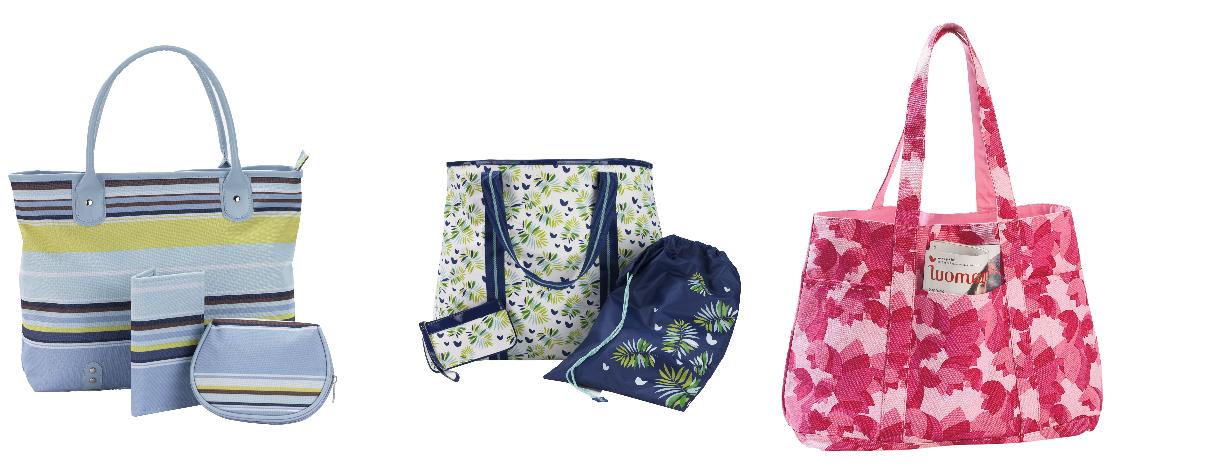 Coupons And Freebies: 3-piece Beach Bag Set $2.99, 3-piece Bag Set ...