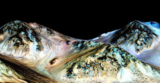 Water on Mars Carolyn M Walker