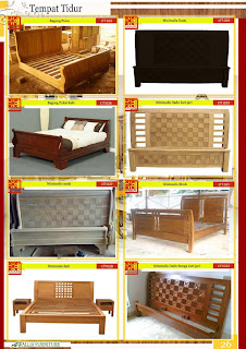 Tempat Tidur Furniture Klender ( Halaman 25 )